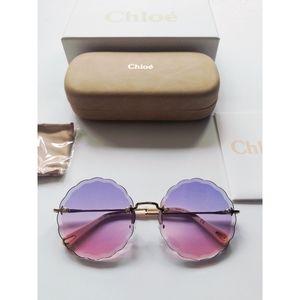 Chloe Rosie 60mm sunglasses